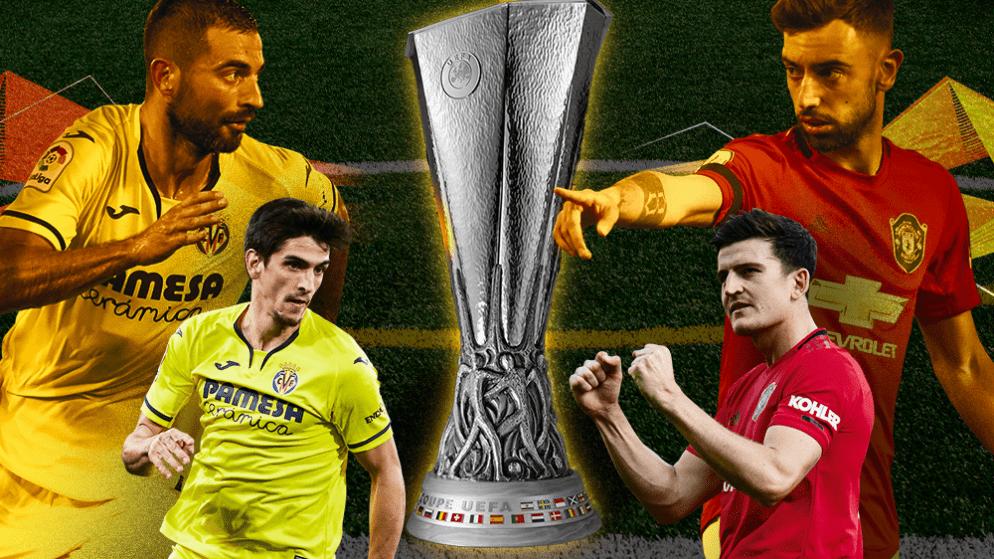 Футбол. Лига Европы УЕФА. Финал. Вильярреал – Манчестер Юнайтед