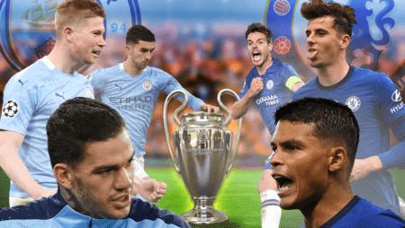 Футбол. Лига чемпионов УЕФА. Финал. Манчестер Сити – Челси