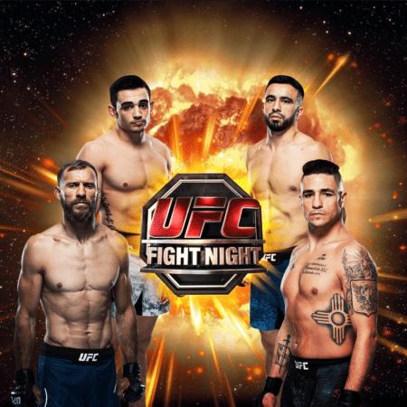 UFC on ESPN 24. 9 мая