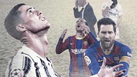 «Ювентус», «Реал Мадрид» и «Барселону» могут исключить из Лиги чемпионов