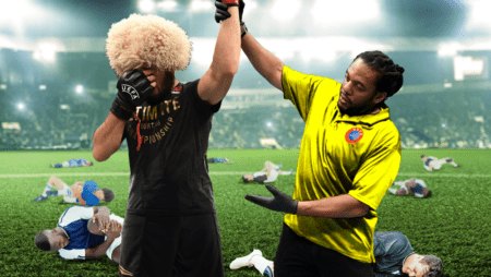 Хабиб Нурмагомедов может вернуться в большой спорт, но уже в роли футболиста