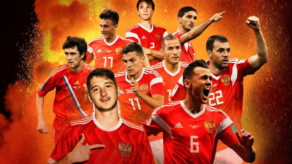 Итоговый состав сборной России на ЕВРО-2020