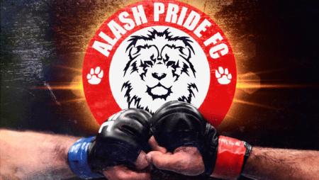 MMA. ALASH PRIDE. 27 июня