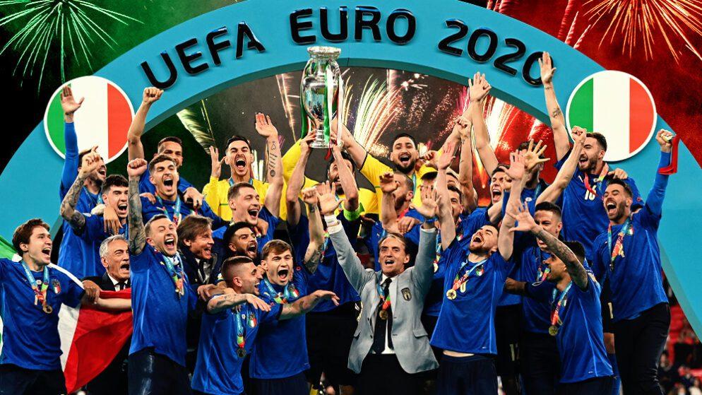 Финал Евро-2020: великолепный Доннарумма и промахи английской молодежи