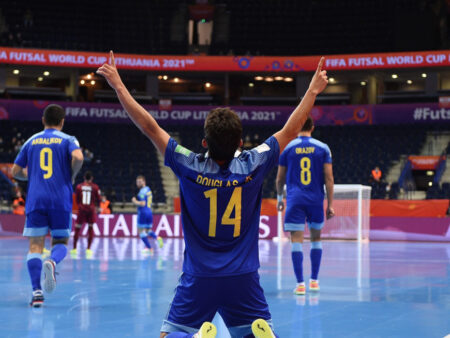 Эту сборную ничего не остановит: Казахстан в полуфинале WC-2021 по мини-футболу