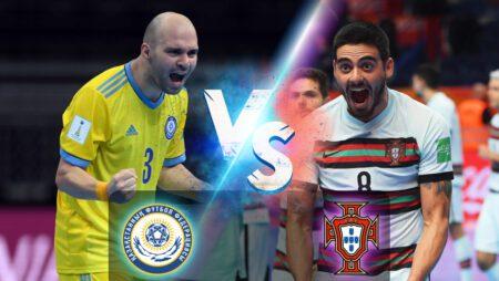 Мы не слабее Португалии! Сборная Казахстана по мини-футболу узнала имя соперника по полуфиналу