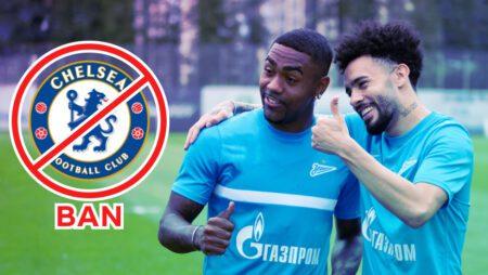 ФИФА запретило Малкому и Клаудиньо играть за «Зенит» в матче против «Челси»: причины санкций, реакция «Зенита» и юристов