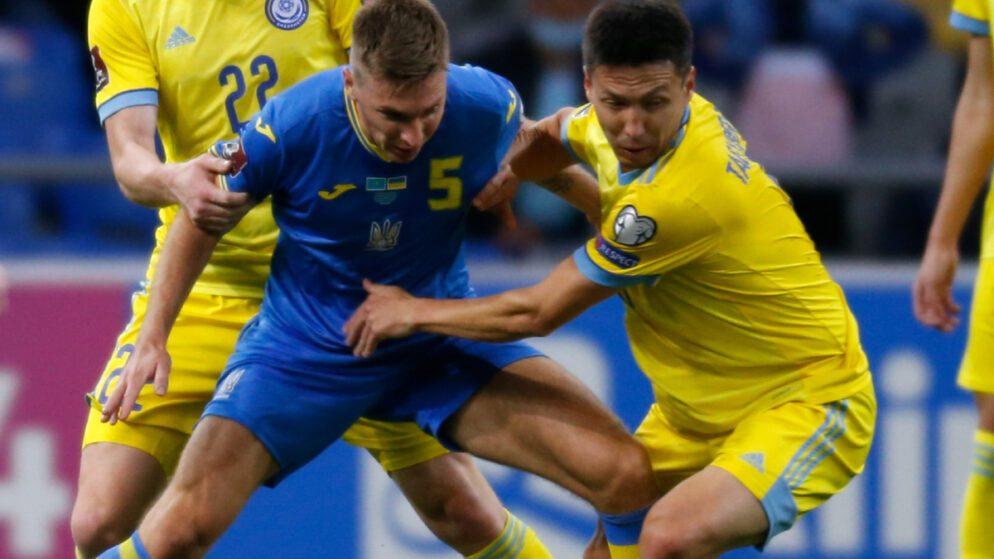 Казахстан — Украина 2:2. Ничья с привкусом победы