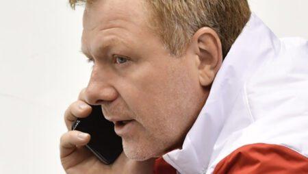 Назначение Жамнова на пост главного тренера сборной России может уничтожить национальный хоккей