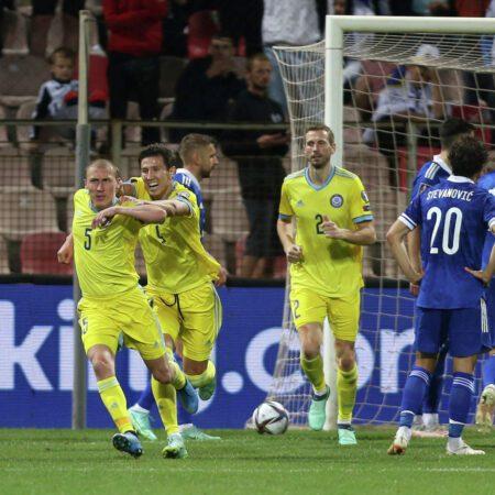 Сражались до последней минуты: сборная Казахстана добилась ничьи с боснийцами