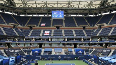 US Open-2021: итоги второго игрового дня