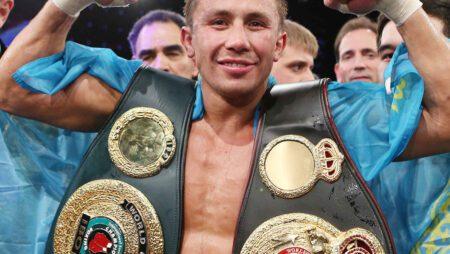 Временный чемпион WBA Крис Юбэнк хочет провести бой против Геннадия Головкина