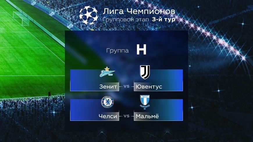 Лига Чемпионов. Прогноз на матчи третьего тура. Группа Н