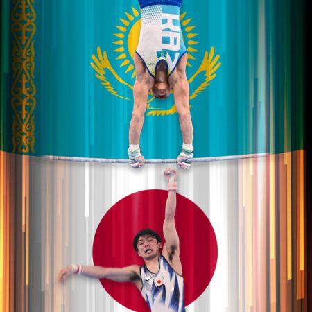 Наши гимнасты в Японии добились отличных результатов