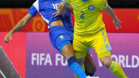 Без медалей, но с надеждой: сборная Казахстана по мини-футболу покидает WC-2021 с гордо поднятой головой