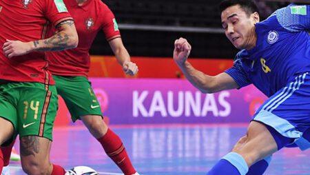 Фатальное невезение оставляет великую сборную Казахстана без финала WC-2021 по мини-футболу