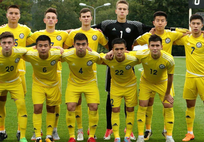 Сборная Казахстана по футболу до 19 лет неудачно стартовала в отборочном турнире